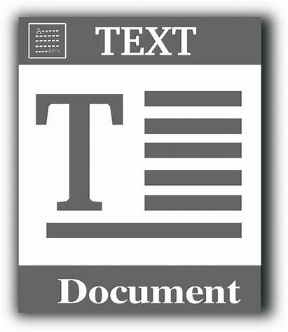 Text Icon Clipart