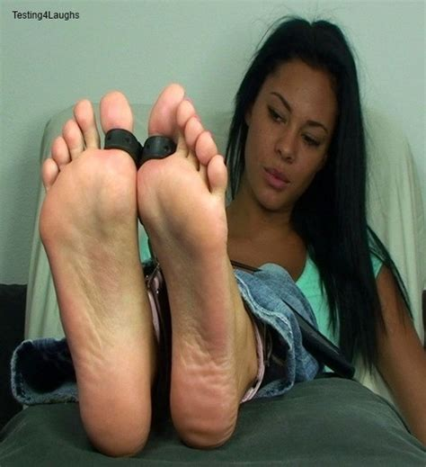 Alexa Rydell Foot Worship