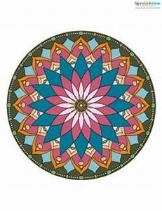Free Mandala Designs to Print LoveToKnow