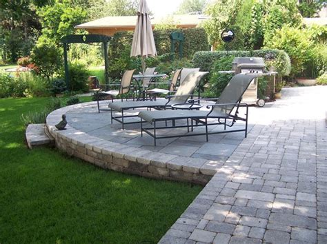 hardscape materials for patios rockford landscape contractors landscaping rockford il