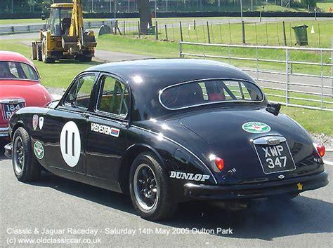 jaguar mk picture   oulton park nr tarporley cheshire