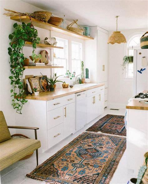 Best 25+ Bohemian Kitchen Decor Ideas On Pinterest