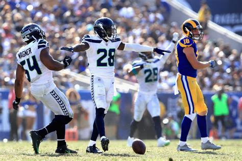 los angeles rams  seattle seahawks  stream preview
