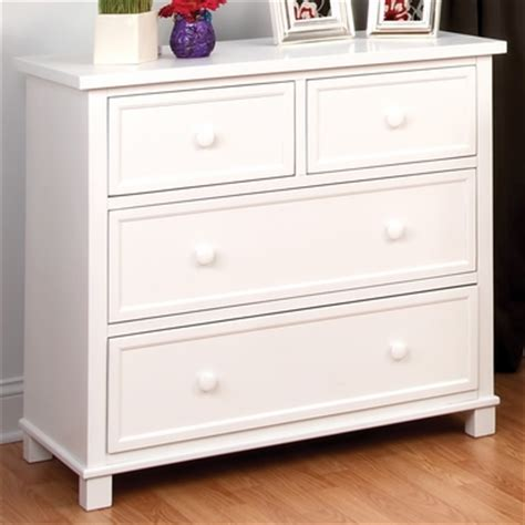 child craft camden dresser child craft 3 drawer single dresser in white free shipping