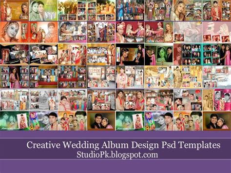 wedding album design templates psd   indian