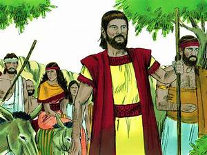 free planner clipart freebibleimages abram abraham moves to canaan