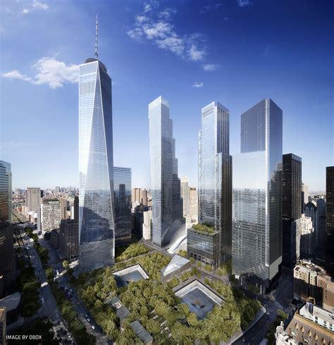 3 World Trade Center Reaches Supertall Territory New