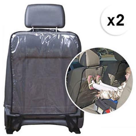 protection siege auto bébé lot de 2 protection housse dossier arrière siège auto