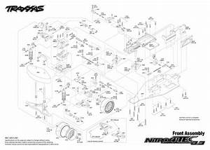 Traxxas T Maxx 3 3 Parts Diagram