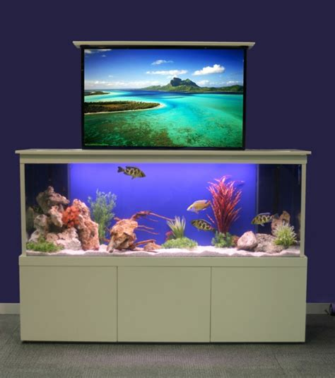 tabouret de cuisine pas cher la décoration avec un meuble aquarium