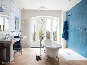 Déco Salle De Bains : tendance les salles de bains l 39 ancienne elle d coration ~ Melissatoandfro.com Idées de Décoration