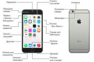 Инструкция по iphone 5c