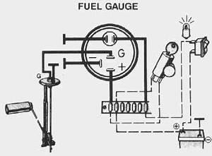 Vdo Marine Fuel Gauge Wiring Diagram