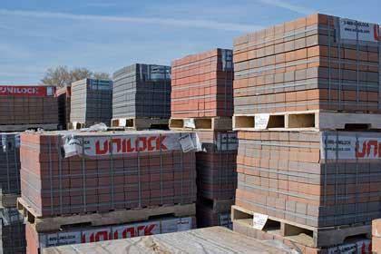 Brick Pavers Wholesale Michigan by Wholesale Brick Pavers Mi Christensen S Hardscape Center