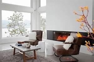 sol beton cire et interieur blanc dans une maison design super With tapis de sol avec cire cuir canapé