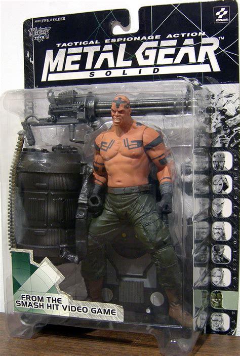 vulcan raven figure metal gear solid mcfarlane toys