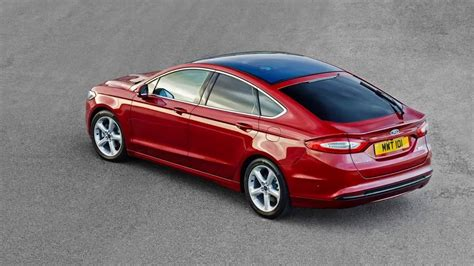 New[2017]ford Mondeo Titanium 15 Ecoboost Youtube