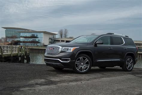 short report  gmc acadia denali ny daily news