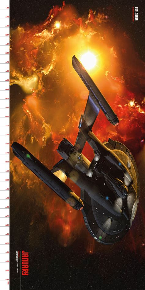 star trek ships calendars ukpostersabposterscom