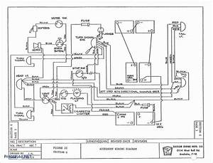 Club Car Golf Cart Wiring Schematic