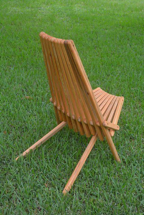cypress kentucky folding stick chair  herbc