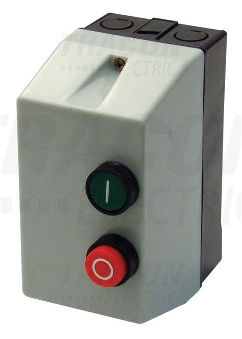 Intrerupator Motor Electric Monofazat by Motor Protection Unit In Plastic Housing Contactor Th