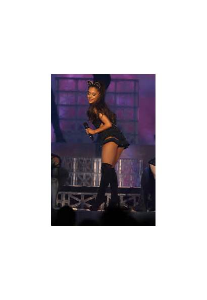 Ariana Grande Honeymoon Tour 69 Anaheim Gotceleb
