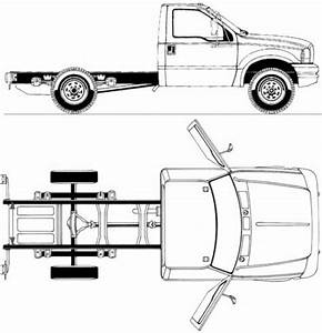 Ford F 350 Drawings