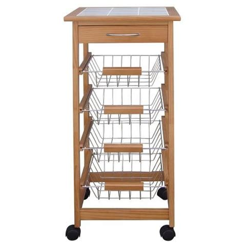 plastic storage drawer sets kitchen 4 tier wooden vegetable fruit trolley rack with