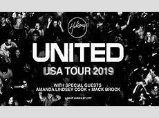 Hillsong UNITED USA Tour 2019 Oracle Arena and Oakland