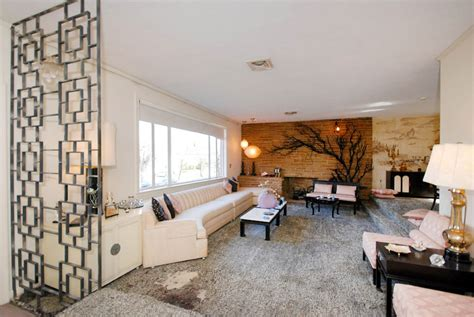 1956 Split Level House  Time Capsule With Fabulous