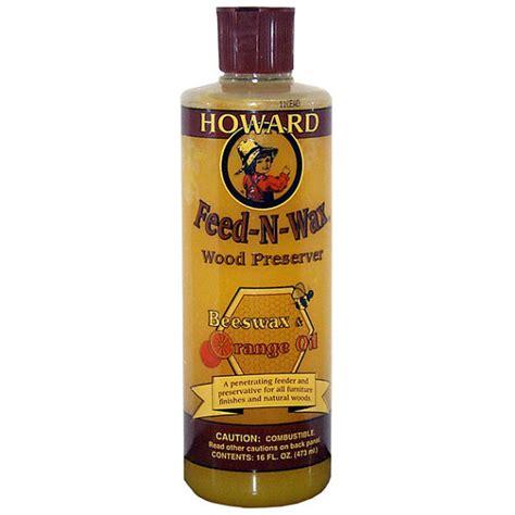 feed and wax howard feed n wax wood preserver redposie