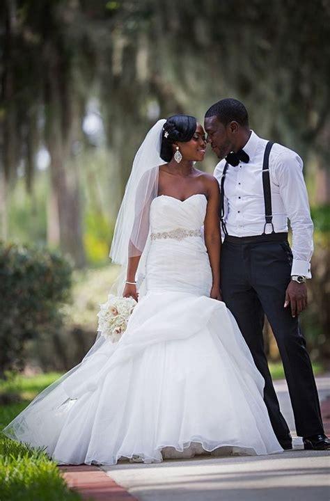 sexy bridal gowns  elegant african american black girl