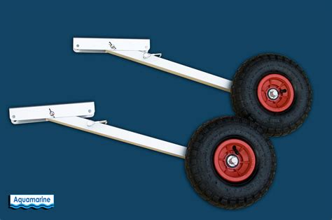 Dinghy Boat Wheels by Dinghy Launching Wheels Images