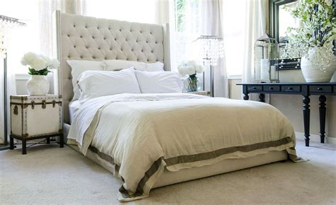 bedding upholstered king bedroom set dimora bed