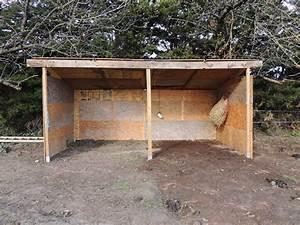 Abri De Jardin Ouvert : plan abri cheval ry and co ~ Premium-room.com Idées de Décoration