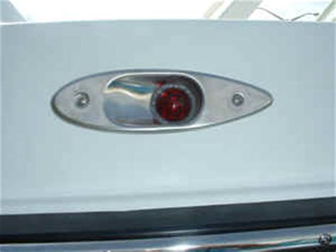 Where To Mount Boat Navigation Lights by Navigation Lights On Boats Common Problems