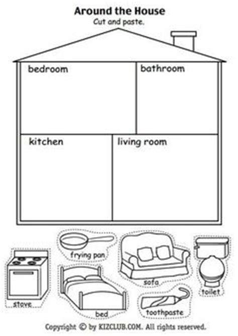 house vocabulary images english lessons english