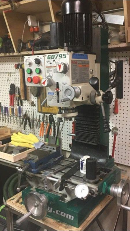 grizzly milling machine  sale  tacoma wa offerup