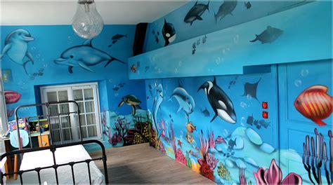 decoration pour chambre d ado déco chambres enfants graffiti