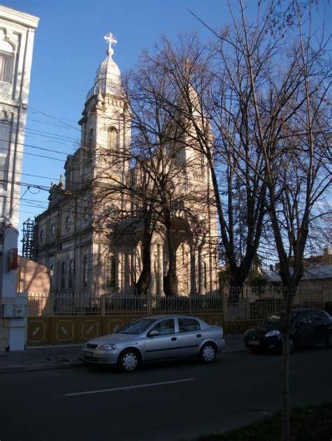 Biserica Ortodoxă Înălţarea Domnului Galați, Location in Galați, Galați County, Romania - Aloeus