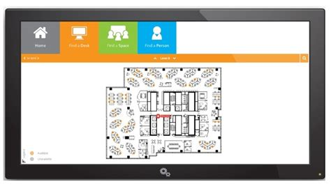 Office Space Utilization Software by Condeco Software Serraview Provide Smart Space