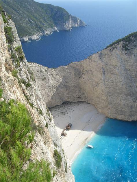 Navagio Beach Zakynthos Greece Beautiful Places To Visit