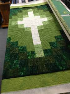 Church Banners Quilts Wall Hanging Cross