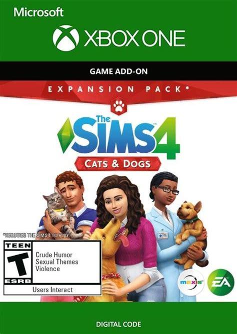 sims  cats  dog bundle xbox  cd key key