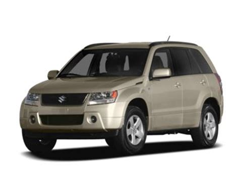 Suzuki Suv 2007 by 2007 Suzuki Grand Vitara Base M5 Suv Ratings Prices