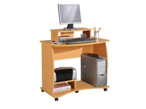 mini bureau informatique mobilier et accessoires pour informatique