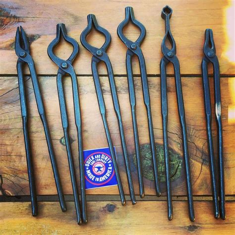 beginner blacksmith tong set blacksmith tongs