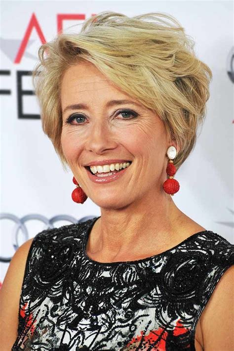 70 Stylish Short Hairstyles for Women Over 50 #