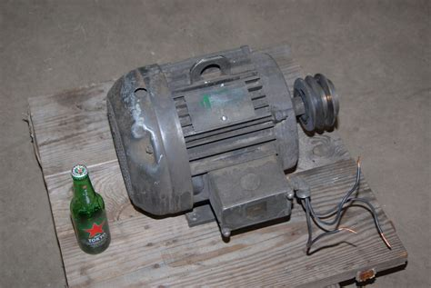 Heavy Duty Electric Motor by Industrial Heavy Duty Electric Motor 7 5hp 17945 Rpm Frame